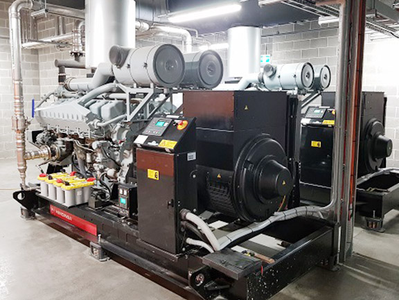1700kVA of Back-up Power for Gosford Hospital